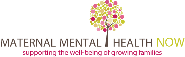 Maternal Mental Health NOW logo